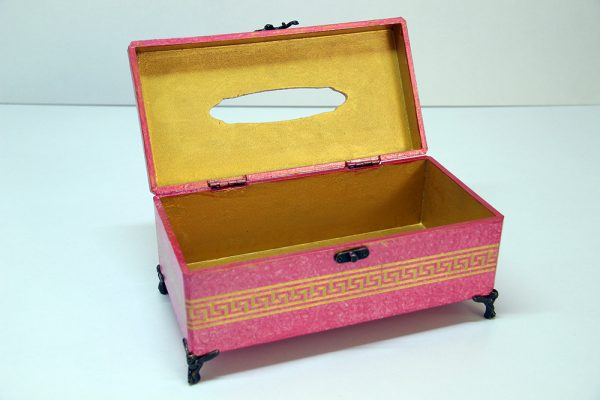 جعبه دستمال کاغذی - خانه تندیس