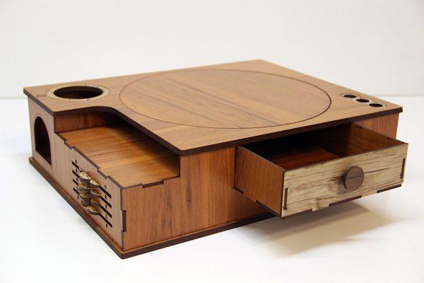 جعبه زیر مانیتوری - خانه تندیس