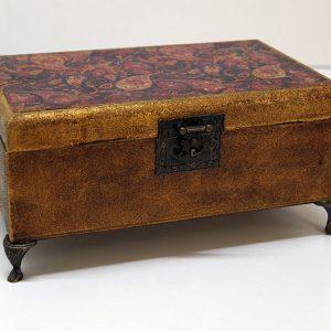 جعبه تزئینی - خانه تندیس