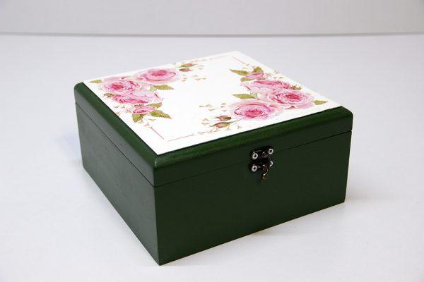 جعبه تی بگ - خانه تندیس