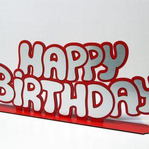استند تولدت مبارک / خانه تندیس
