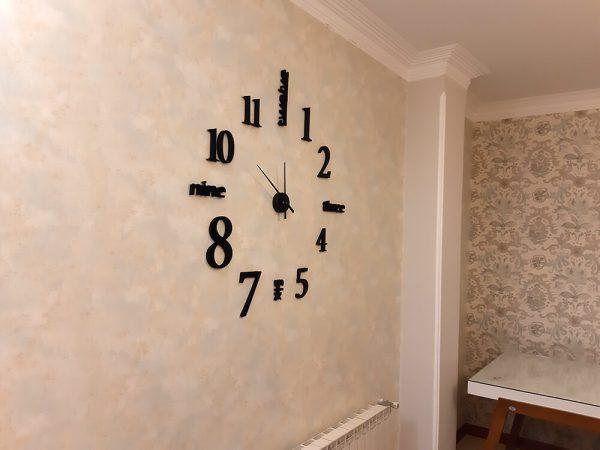 ساعت دیواری - خانه تندیس